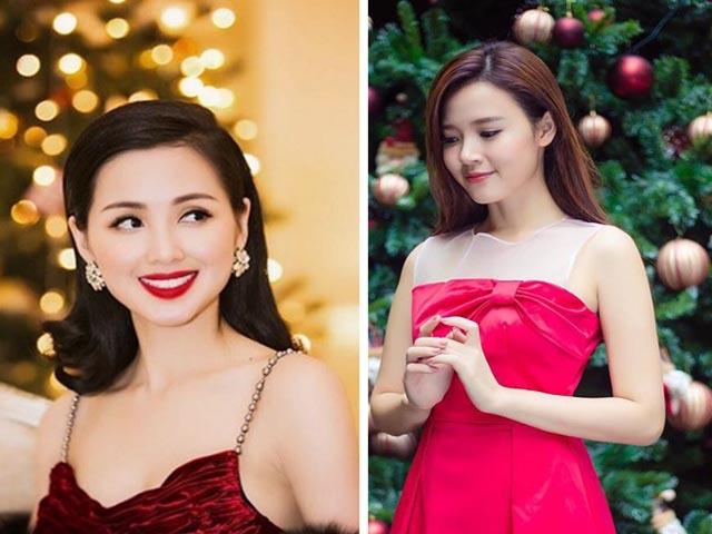 Bạn trẻ - Cuộc sống - Hot girl Midu, Chi Pu đón Giáng sinh thế nào?