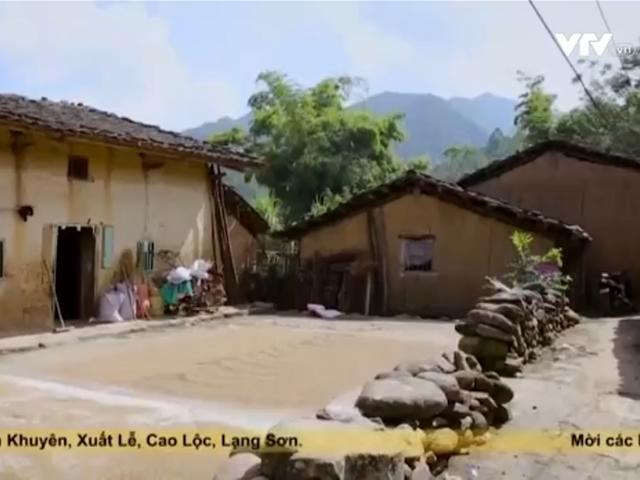 Làng phòng thủ, nhà pháo đài lạ lùng ở Lạng Sơn