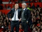 MU: Mourinho - Moyes, thành bại ở các cặp bài trùng