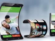 iPhone 9 và Galaxy S9 sẽ có màn hình gập như ví