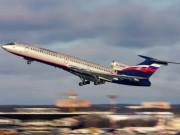 """"""" Phà bay """"  Tu-154 của Nga từng gặp nạn 110 lần"""