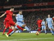 Liverpool - Stoke City: Đã hay còn gặp may