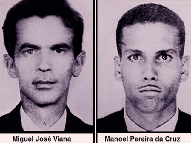 Cái chết bí ẩn của 2 người đàn ông đeo mặt nạ chì
