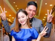 Bình Minh không sợ vợ ghen khi tình tứ Lan Phương