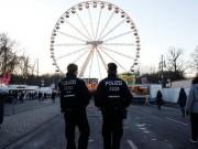 Phương Tây lo ngại khủng bố khi đón năm mới 2017
