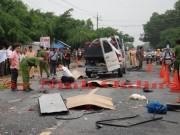 Tai nạn 6 người chết ở Tây Ninh: Xe gây tai họa  chạy ngoài luồng