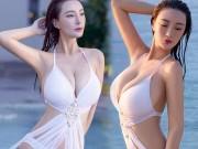 """"""" Đệ nhất ngực đẹp """"  Mông Cổ khiến anh em đổ gục ngay tắp lự"""