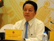 Bộ trưởng TN-MT: Đưa tin thất thiệt vụ ông Nguyễn Xuân Quang cũng bị xử lý