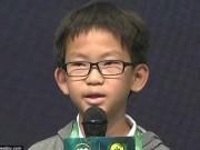 Hacker thần đồng  nhỏ tuổi nhất Trung Quốc: 1 phút kiếm được 8,5 triệu