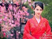 """Ngây người xem  """" mỹ nhân cổ Trung Quốc """"  điểm họa dung nhan"""