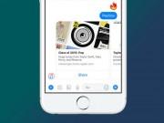 Công nghệ thông tin - Facebook Messenger đã được tích hợp Apple Music