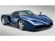 """Ferrari Enzo màu xanh  """" siêu độc """"  giá 53,6 tỷ đồng"""