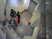 Vụ Kim Jong-nam: Lộ video giây phút sau khi bị ám hại