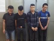 """An ninh Xã hội - Cảnh sát hình sự suýt bị nhóm chuyên đưa rước """"chân dài"""" chém giữa phố"""