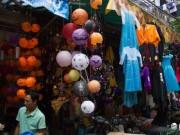 Thị trường - Tiêu dùng - Sôi động thị trường đồ chơi trước ngày hội Halloween