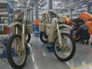 Đột nhập  nơi chế tạo xe điện cho biệt kích của nhà sản xuất AK-47