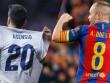 """Bàn thắng đẹp Vòng 9 La Liga: """"Hậu duệ Ronaldo"""" đọ chân trái ma thuật với Iniesta"""