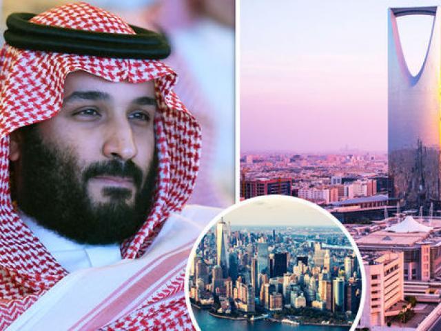 Ả Rập Saudi xây siêu đô thị 500 tỷ USD, lớn hơn New York 33 lần