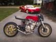 """Ngắm Honda CB600F phong cách cafe racer cực """"ngầu"""""""