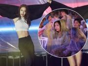 Fan Việt đội mưa 5 tiếng chờ xem T-ara biểu diễn