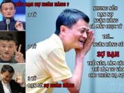 8 điều tỷ phú Jack Ma trót nói nhưng đã... quên