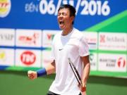 Giấc mơ tennis Việt: Lý Hoàng Nam còn có thể vươn tới đâu?