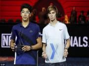 Cánh chim lạ Hyeon Chung:  Djokovic Hàn Quốc , niềm hy vọng châu Á