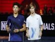 """Cánh chim lạ Hyeon Chung: """"Djokovic Hàn Quốc"""", niềm hy vọng châu Á"""