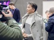 Mr Đàm trượt giải dù mang 80kg hành lý sang dự MTV EMA 2017