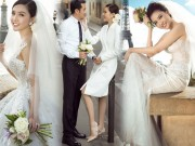 """Thời trang - Ảnh cưới đẹp tới nín thở của """"mỹ nữ Vũng Tàu đi xe 70 tỷ"""" bên đại gia hơn 18 tuổi"""