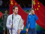 """Thể thao - ATP Finals: Nadal đòi đánh sân đất nện, Federer """"lên án"""" kịch liệt"""