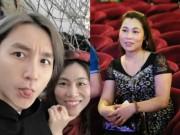Ca nhạc - MTV - Ít ai ngờ, mẹ của Sơn Tùng M-TP trẻ trung, sành điệu cỡ này