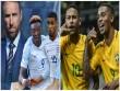 """ĐT Anh - Brazil: Neymar ra oai, """"Sư tử non"""" khó gầm vang"""
