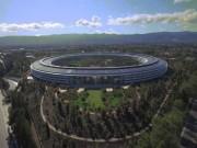 Đột nhập  trụ sở phi thuyền  5 tỷ đô sắp ra mắt của Apple