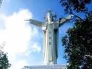 Nếu chưa đến thăm tượng Chúa lớn nhất Châu Á, chắc hẳn bạn chưa đến Vũng Tàu