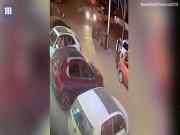 Thế giới - Video: 2 lần thoát chết liên tiếp chỉ trong một giây ở TQ
