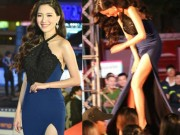 MC Mỹ Linh lên tiếng về chiếc váy xẻ cao gây chú ý tại LHP Việt Nam 20