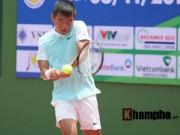 Bảng xếp hạng tennis 27/11: SAO Việt đại phá, Hoàng Nam lập kỳ tích lịch sử