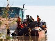 Quả bom 1,3 tấn trục vớt ở cầu Long Biên được xử lý thế nào?