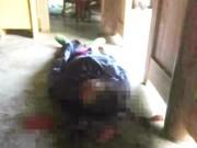 An ninh Xã hội - Nữ chủ nhà chết bất thường với nhiều vết chém trên mặt