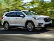 Subaru Ascent giá 680 triệu đồng đe dọa Ford Explorer
