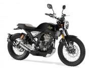 Rieju Century 125: Sự lựa chọn mới cho phân khúc xe tay côn 125 cc