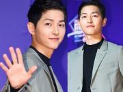 Ông xã Song Hye Kyo đánh bật dàn sao trẻ măng