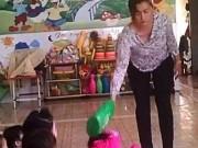 Có những cô giáo coi đánh trẻ là chuyện đương nhiên