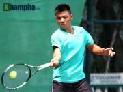 Bảng xếp hạng tennis 5/12: Hoàng Nam lên 2 bậc, hay nhất Đông Nam Á 2017