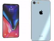 Dế sắp ra lò - Lộ iPhone SE 2018 cực đẹp: Lai giữa iPhone X và iPhone 5s