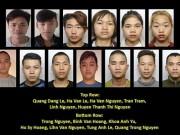 13 thiếu niên Việt Nam bất ngờ mất tích ở Anh