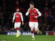 Chi tiết Arsenal - BATE Borisov: Giroud hụt cú đúp, Emirates vẫn tưng bừng (KT)