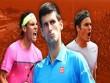 """""""Nhà vua"""" Nadal tiết lộ kẻ thù đáng sợ hơn Roger Federer"""