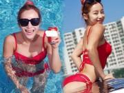 Vòng 3 đẹp như tạc tượng của đệ nhất hot girl phòng gym Hàn Quốc
